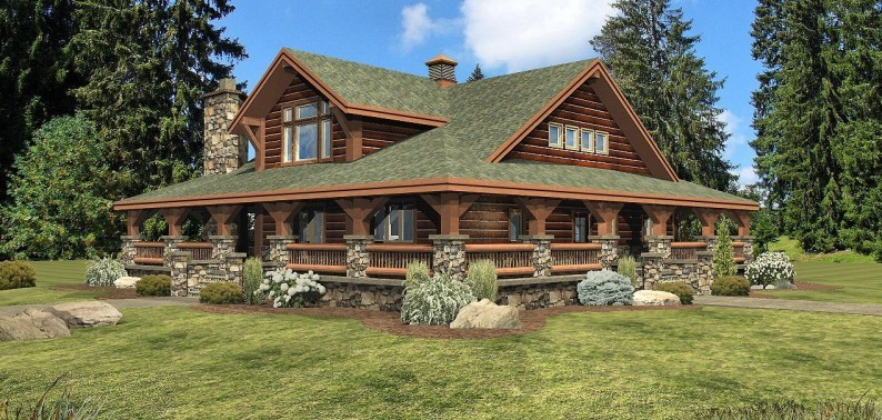 Deerfield log home plan by Wisconsin Log Homes84252c9627685a02f64bf703abc1d679jpg