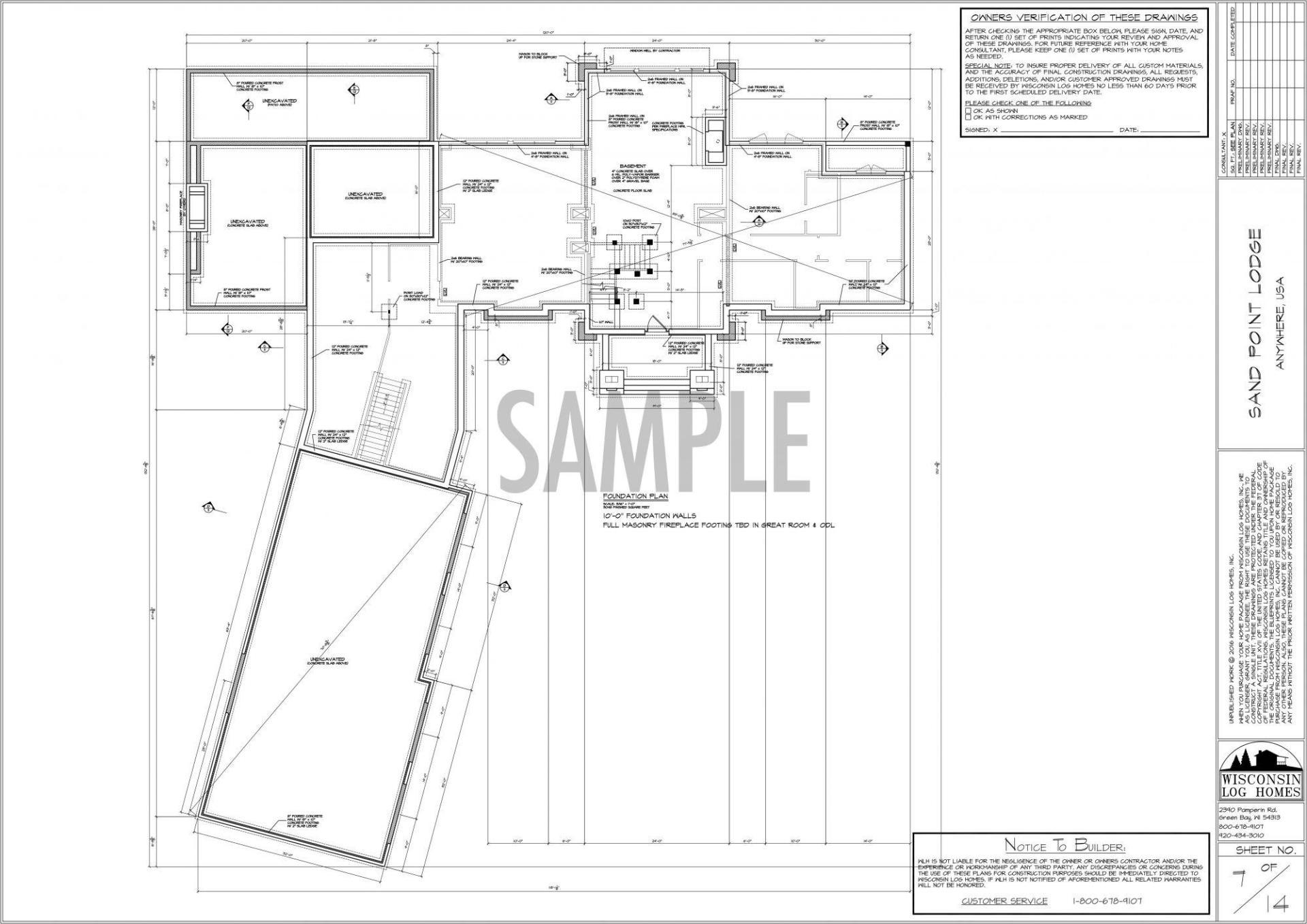 National Log Home Design & Build Services for Custom Log