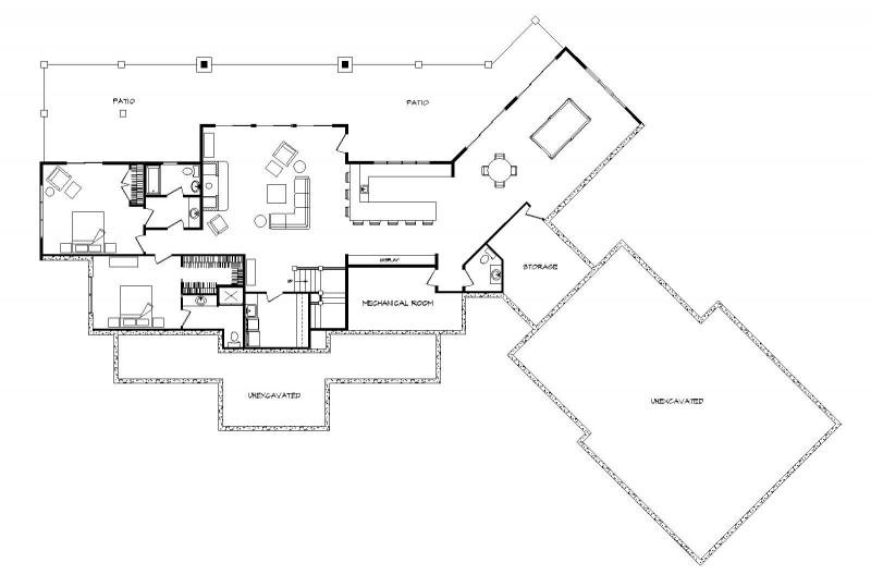 Floor plans for mountain view homes for Mountain view floor plans